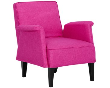 Nigel Pink Accent Chair