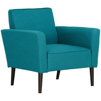 Sage Teal Accent Chair