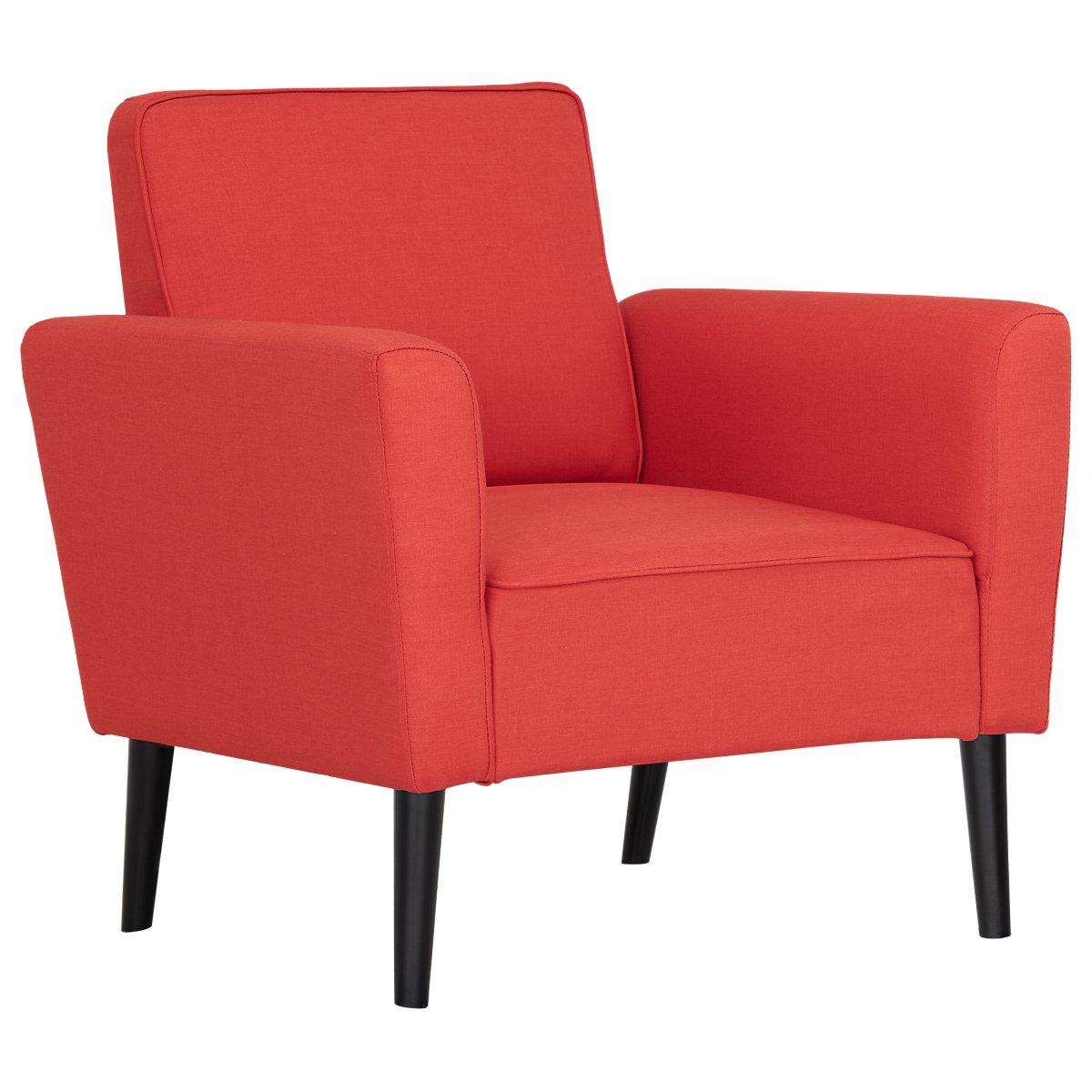 City Furniture Sage Orange Accent Chair