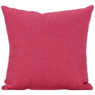 Suri Pink Square Accent Pillow