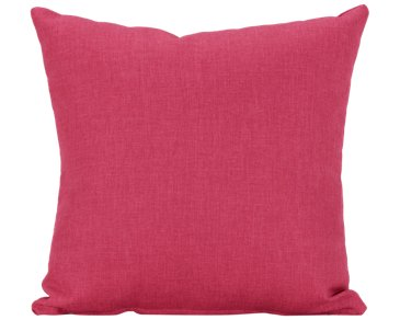 Suri Pink Square Accent Pillow