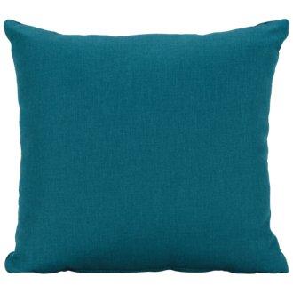 Suri Teal Square Accent Pillow