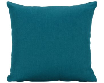 Suri Teal Square Accent Pillow