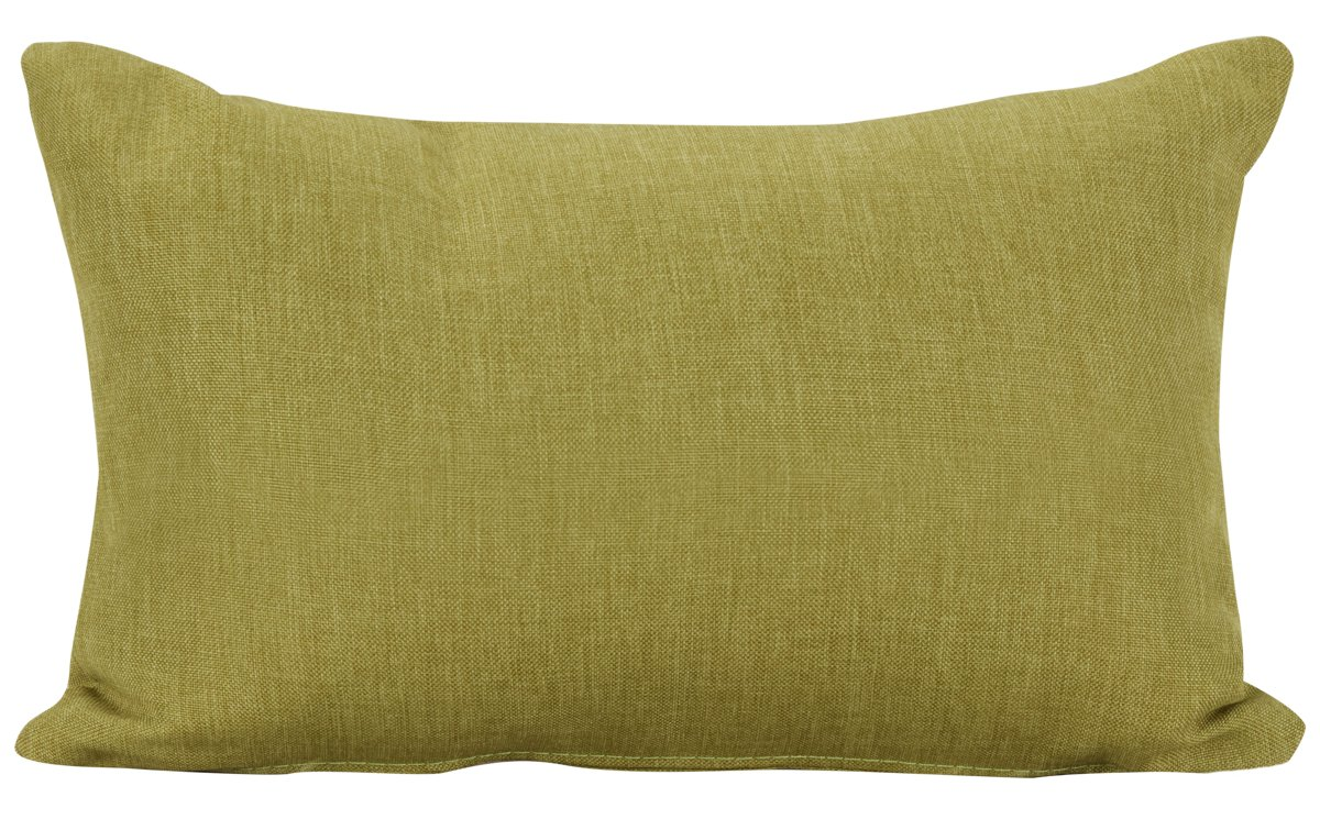 Callie Green Fabric Rectangular Accent Pillow