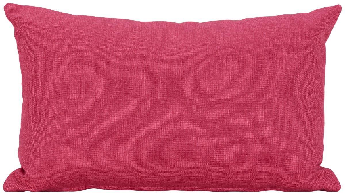 Callie Pink Fabric Rectangular Accent Pillow
