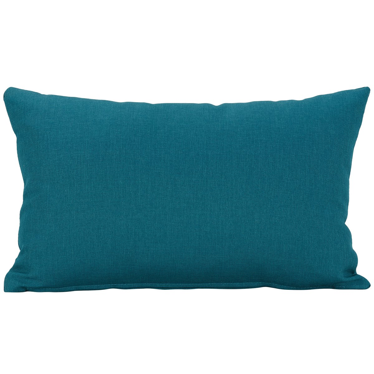 Callie Teal Rectangular Accent Pillow