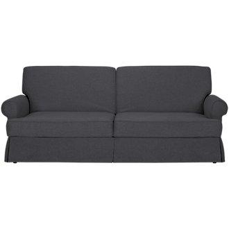 Owen Dark Gray Sofa Futon