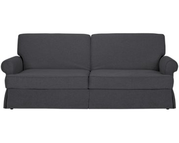 Owen Dark Gray Sofa Futon