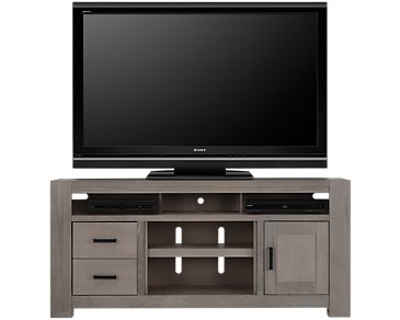 "Empire Light Tone 72"" TV Stand"