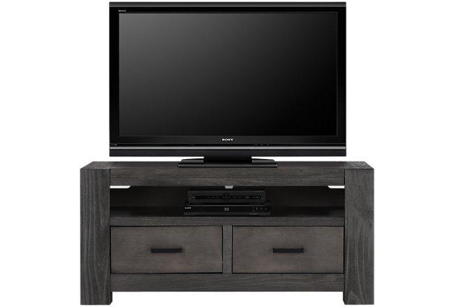 """Empire Gray 51"""" TV Stand"""