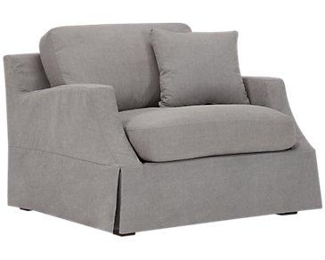 Leigh Gray Chair