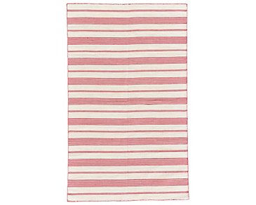 Duprine Pink Indoor/Outdoor 5x8 Area Rug