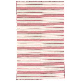 Duprine Pink Indoor/Outdoor 8x11 Area Rug