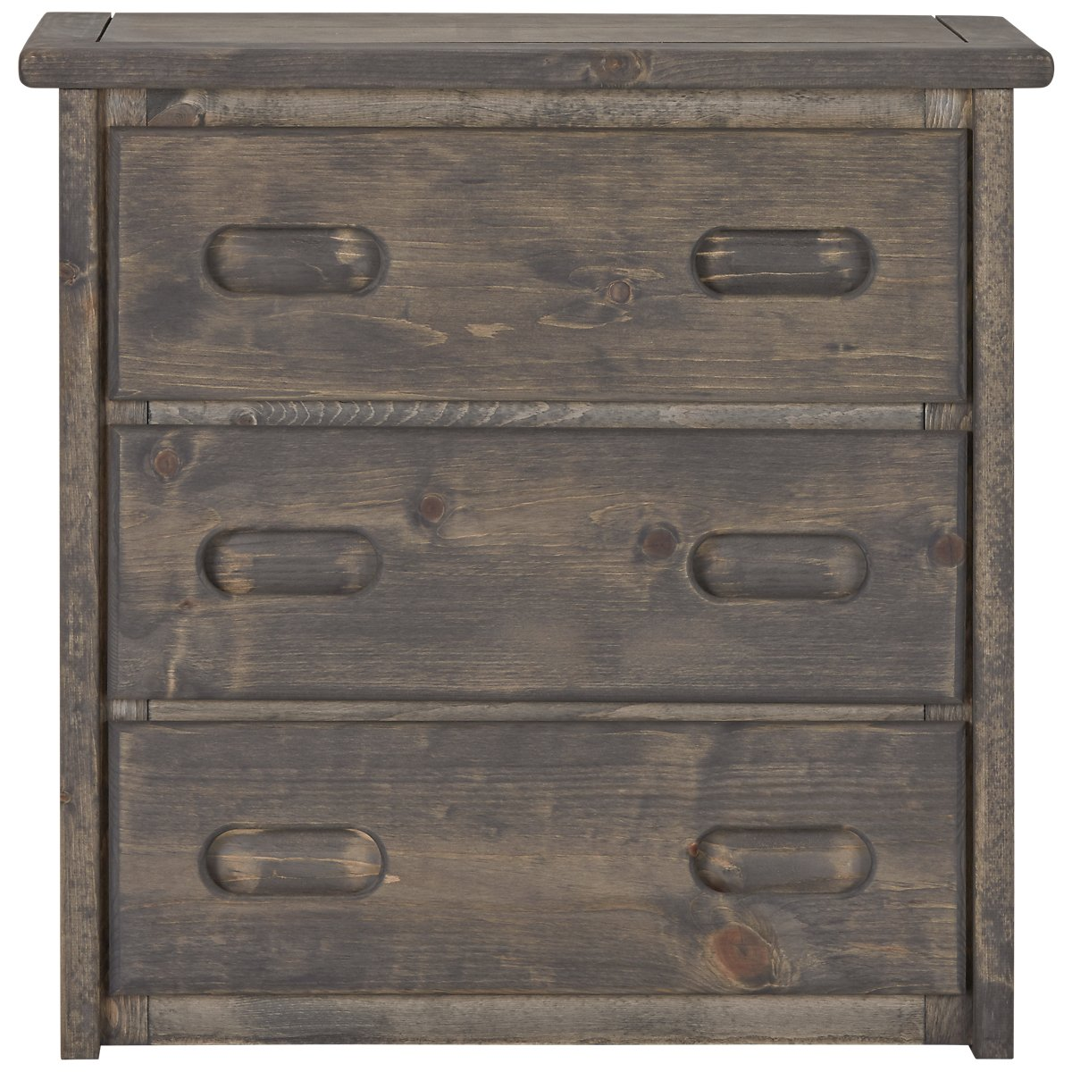 Cinnamon Gray Small Dresser