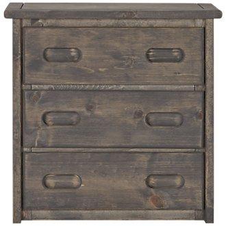 Cinnamon Gray Small Dresser