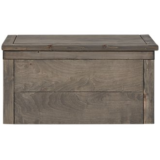 Cinnamon Gray Toy Chest