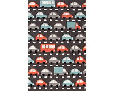 Traffic Multicolored 3X5 Area Rug