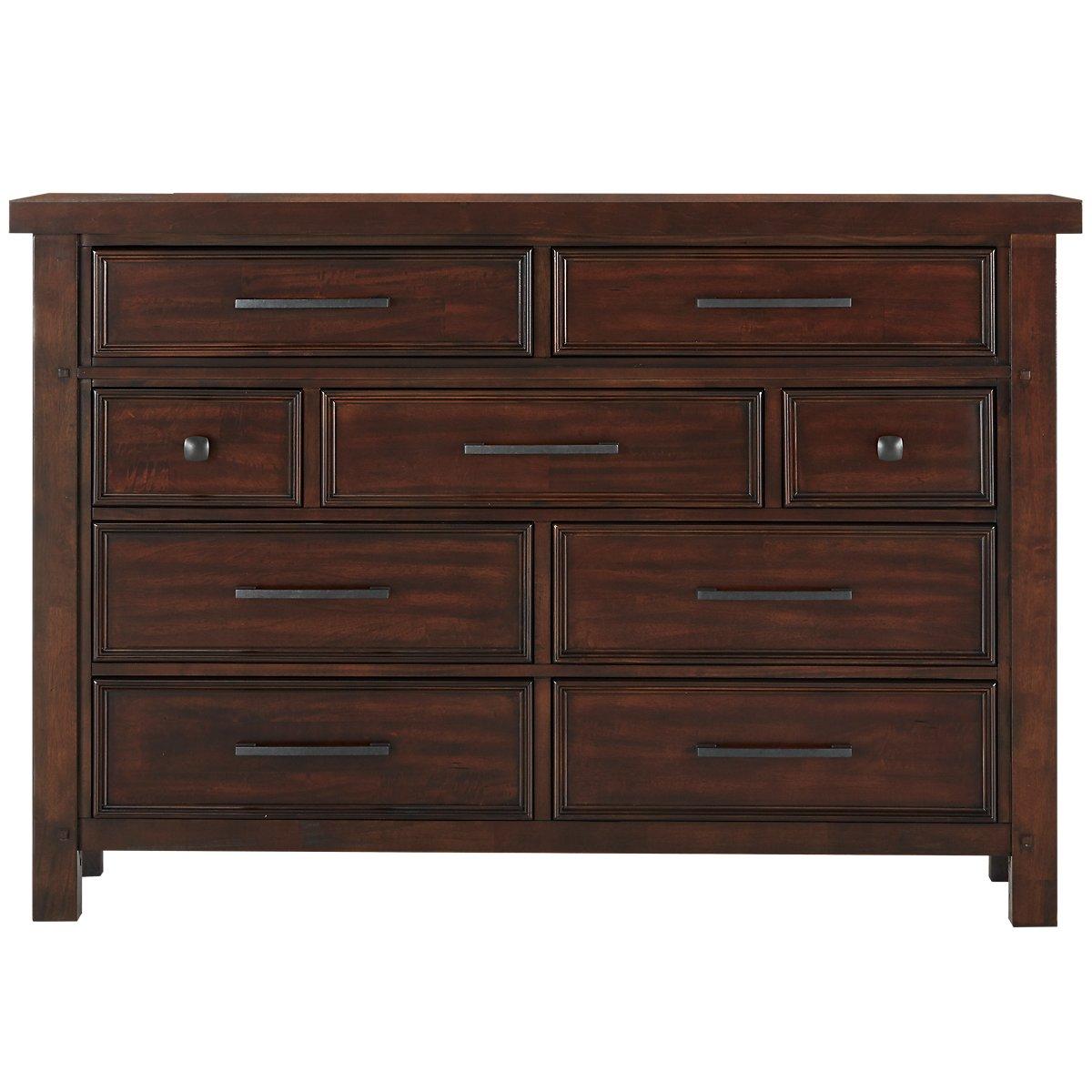 Napa Dark Tone Dresser