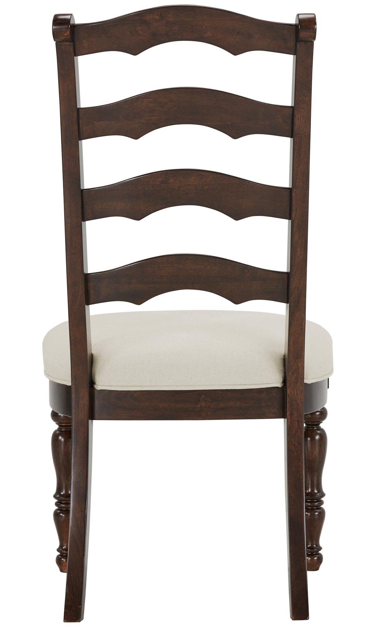 Savannah Dark Tone Wood Wood Side Chair