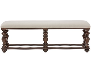 "Savannah Dark Tone 58"" Bench"