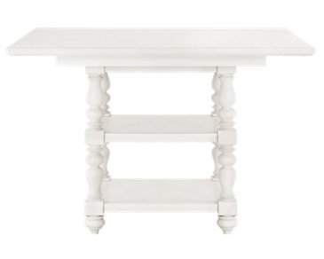 Savannah Ivory High Dining Table