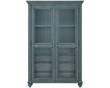 Savannah Teal Curio