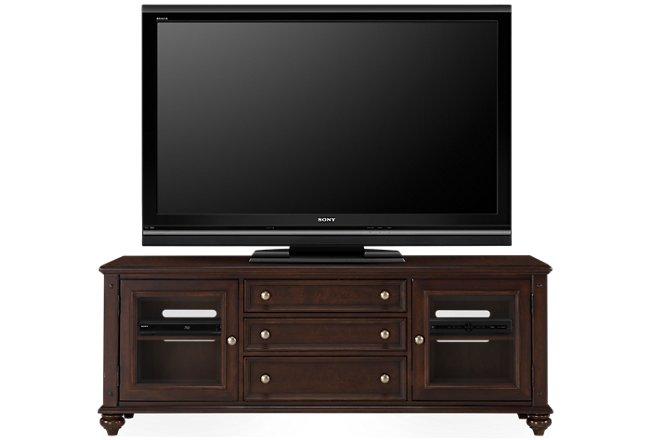 """Savannah Dark Tone 72"""" TV Stand"""