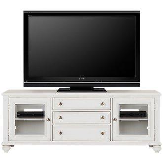 "Savannah Ivory 72"" TV Stand"