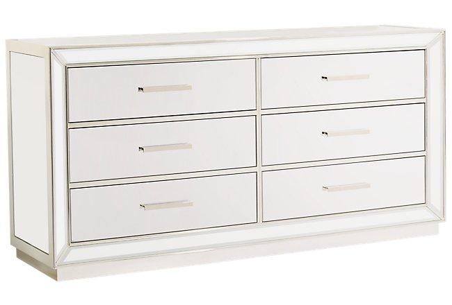 Monroe Mirrored Dresser
