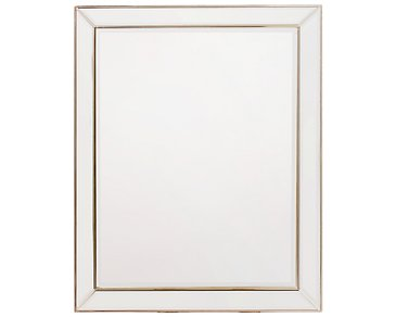 Monroe Mirrored Accent Mirror