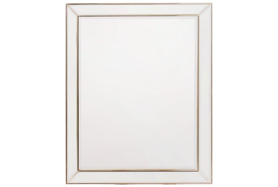 Monroe Mirrored  Accent Mirror