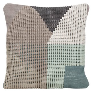 Alecta Brown Indoor/Outdoor Accent Pillow