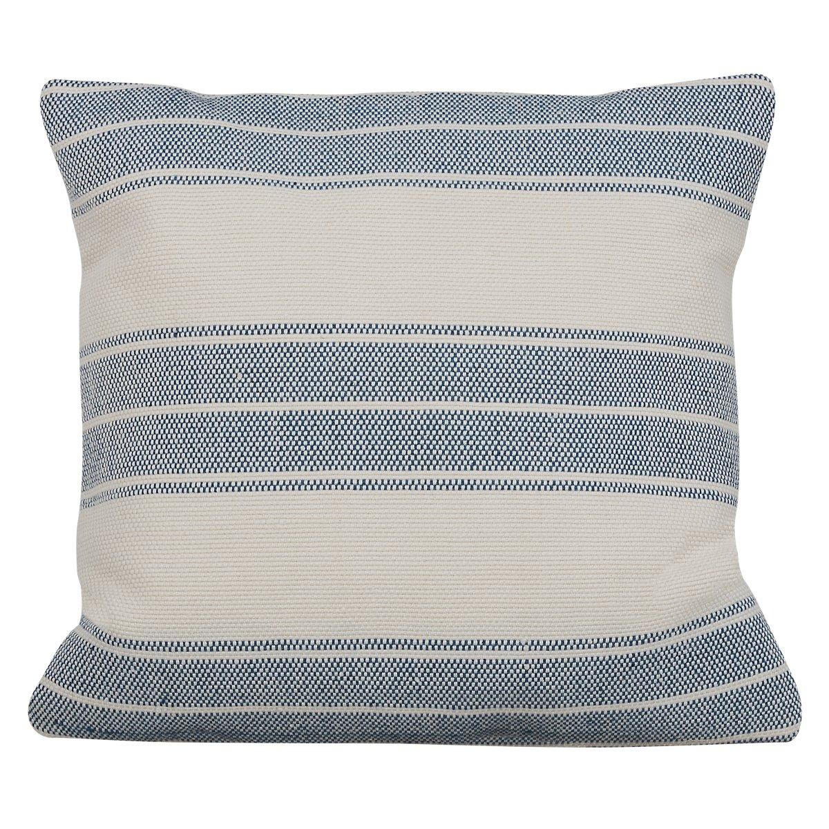 Geneva Blue Indoor/Outdoor Accent Pillow
