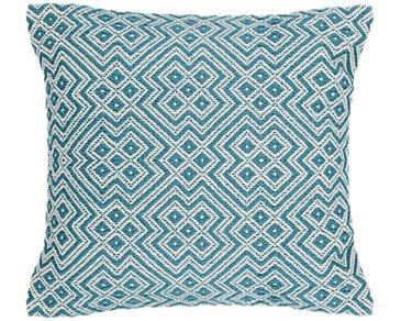 Finley Teal Indoor/Outdoor Accent Pillow