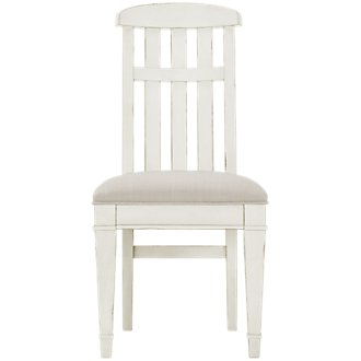 Stoney White Chair