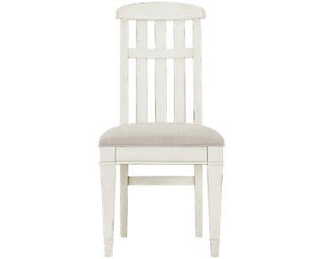 Stoney White Chair