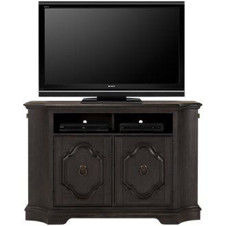 Corinne Dark Tone Media Chest