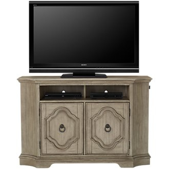 Corinne Light Tone Media Chest