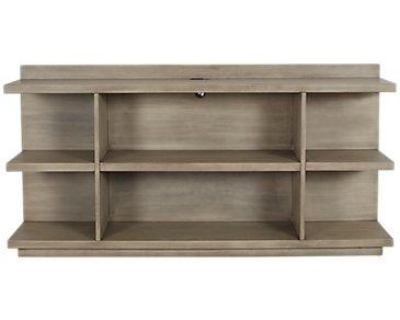 Vista Light Tone Small Bookcase