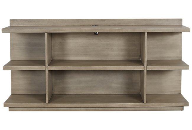 Vista Light Tone Bookcase