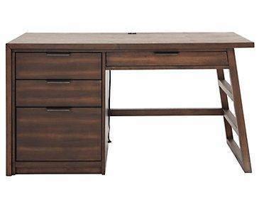 Vista Mid Tone Writing Desk