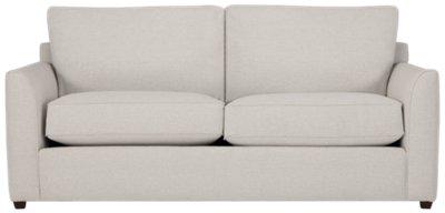 Asheville Light Taupe Fabric Sofa
