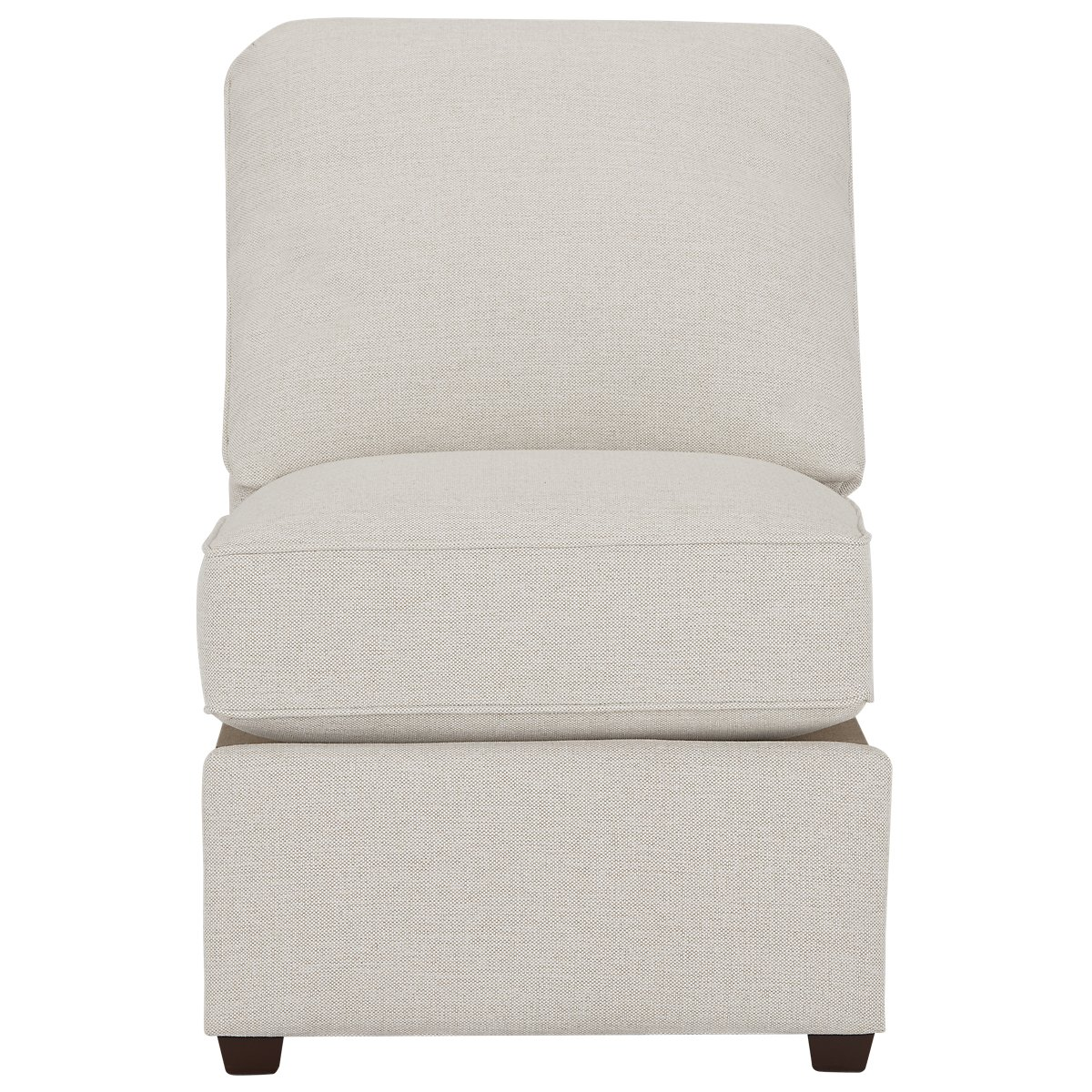 city furniture asheville light taupe fabric small left. Black Bedroom Furniture Sets. Home Design Ideas