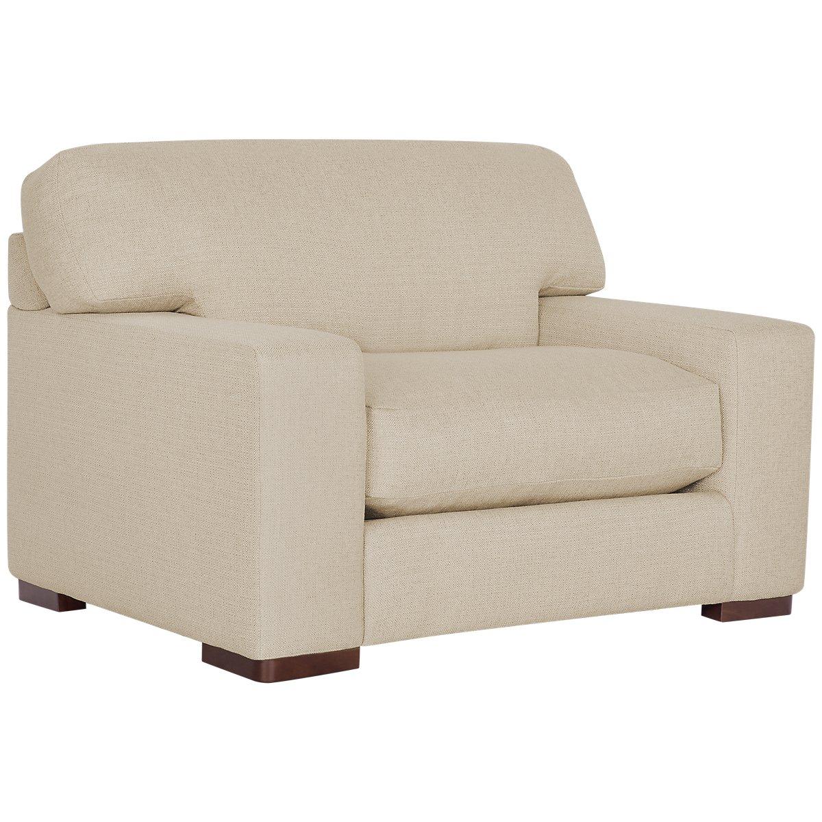 Veronica Khaki Down Chair