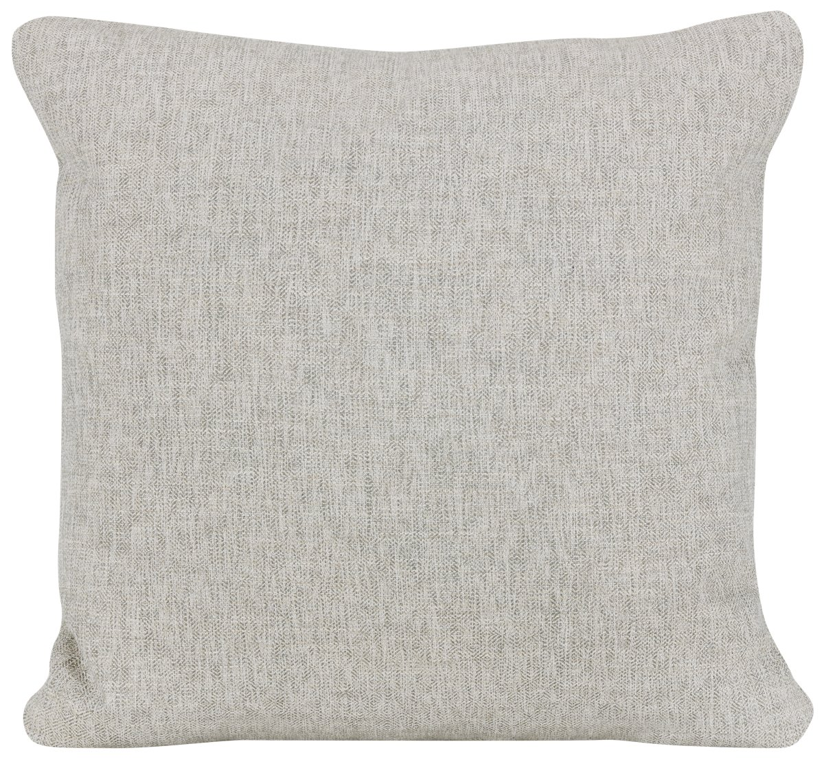 City Furniture: Rodeo Light Gray Fabric Square Accent Pillow
