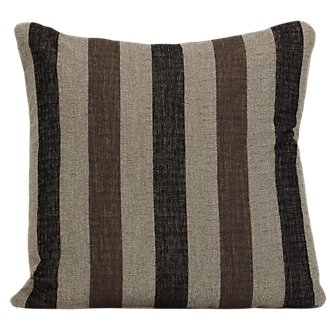 Snapback Gray Fabric Square Accent Pillow