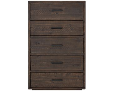 Mckinney Mid Tone Drawer Chest