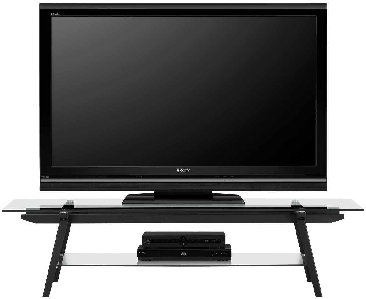 """Miles Glass 63"""" TV Stand"""