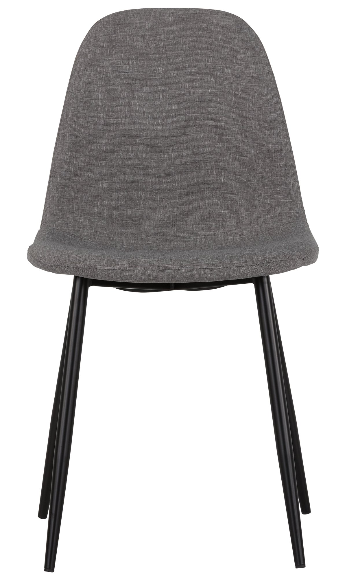 Miles Gray Upholstered Side Chair
