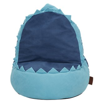 Shark Blue Bean Bag